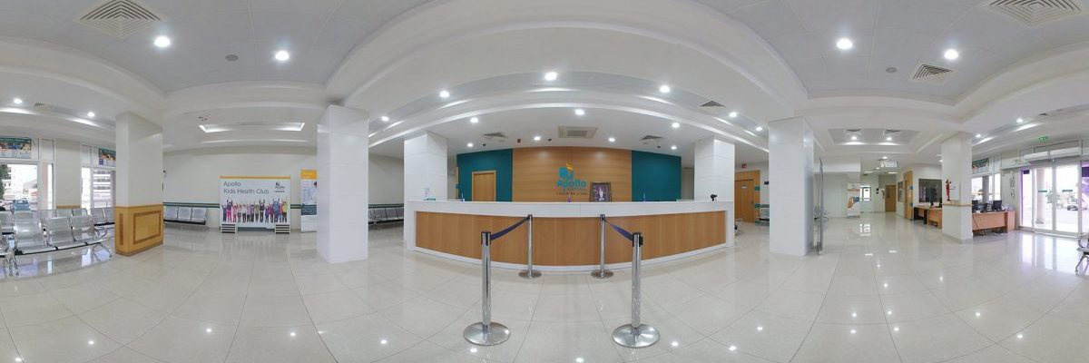 Apollo Hospital Muscat | Virtual Tours Oman