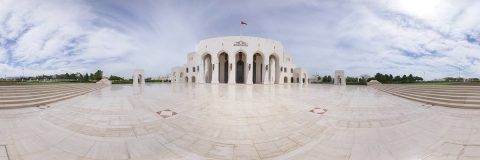 Royal Opera House Muscat | Virtual Tours Oman