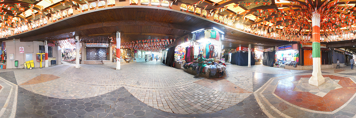 Muttrah Souq | Virtual Tours Oman